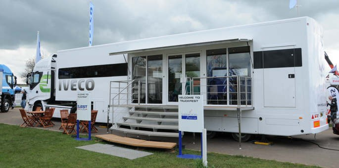 Event Trailers – Large Trailers