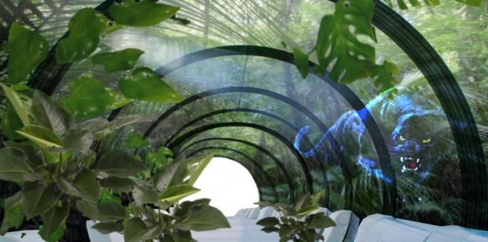 Jungle Tubbo visual